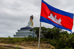 Phnom Bokor Kampot, Cambodia June 2015 Stock Photo