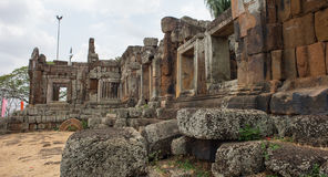 Phnom Chisor, Cambodia April 2015 Royalty Free Stock Images