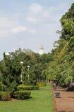 Phnom de Wat en Phnom Penh fotografía de archivo