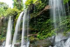 Phnom Kulen Siem Reap, Cambodia Royalty Free Stock Photo
