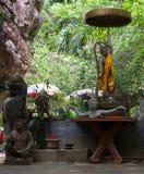 Phnom Kulen Vue interne details photos stock