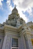 Phnom Oudong Камбоджа Стоковые Изображения