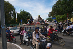 Phnom Pen Cambodia Stock Photos