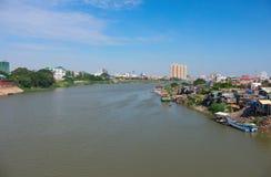 Phnom Penh Fotografering för Bildbyråer