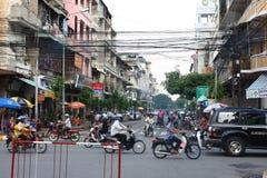 Phnom Penh foto de archivo