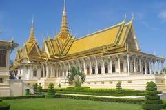 Phnom Penh Fotografia Stock