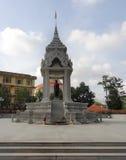 Phnom Penh Royalty-vrije Stock Foto's