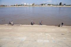 Phnom Penh Fotografia Royalty Free