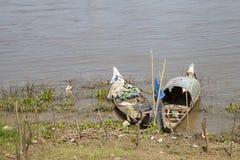 Phnom Penh Obraz Royalty Free