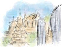 Phnom penh Royalty Free Stock Photos