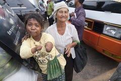 Phnom Penh, Cambodge Photos stock