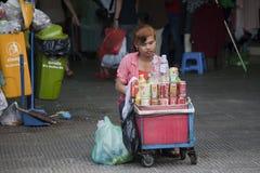 Phnom Penh, Cambodia Royalty Free Stock Image