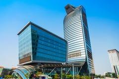 Vattanac Capital Tower, Phnom Penh Stock Image
