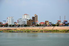 Phnom Penh, Cambodia Royalty Free Stock Images