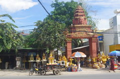 Phnom Penh Royalty Free Stock Photography