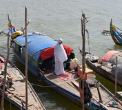Phnom Penh in Cambogia Immagine Stock Libera da Diritti