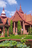 The National Museum of Cambodia Stock Image