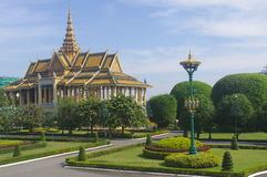 Phnom Penh. Capital city of Cambodia Stock Photos