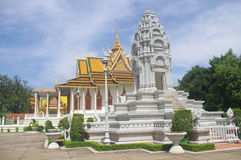 Stupa Kantha Bopha Stock Image