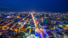 Phnom Penh, Kambodja royalty-vrije stock afbeelding