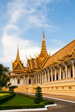 Phnom Penh, Royal Palace Stock Photos