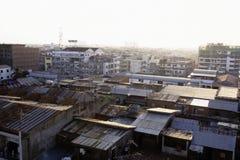 Phnom Penh skyline- Cambodia Stock Photography