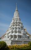 Phnom Penh struktur Arkivfoton
