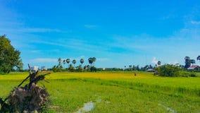 Phnom- Penhstadtskyline, Kambodscha Stockfotografie