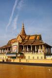 Phnom- Penhtempel-Komplex 2 lizenzfreie stockbilder