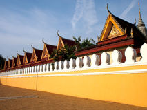 Phnom- Penhtempel-Komplex 1 lizenzfreie stockfotos