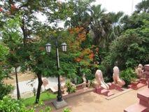 Phnom phen, Kambodja Royalty-vrije Stock Afbeeldingen
