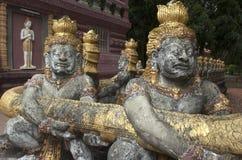 Phnom Pros. Kompong Cham. Cambodia Royalty Free Stock Images