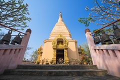 Phnom Sawai Forest Park Fotografie Stock Libere da Diritti