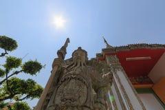 Pho Бангкок Таиланд Wat Стоковое Изображение RF