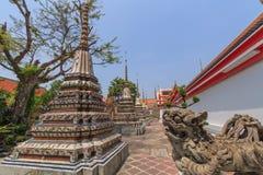 Pho Бангкок Таиланд Wat Стоковые Изображения