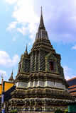 Pho Bangkok Tailandia di Wat Fotografia Stock Libera da Diritti