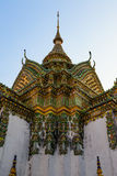 Pho Bangkok Thaïlande de Wat Images libres de droits