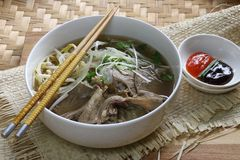 Pho BO Chin Lizenzfreie Stockfotos