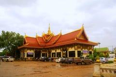 Pho Chai Tample, Nong Khai Province, Tailandia Fotografía de archivo