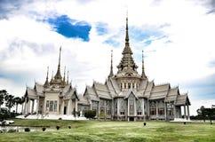 Pho för tempelMaha Wihan luang tå Royaltyfri Bild