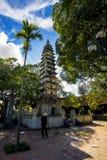 Pho Minh Temple Royalty-vrije Stock Afbeeldingen
