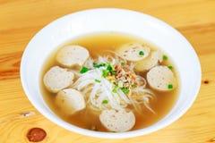 Pho moo yo Vietnam Stock Image