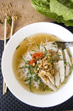 Pho noodle Stock Photography