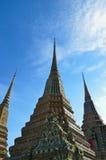 pho pagodowy wat Obraz Royalty Free
