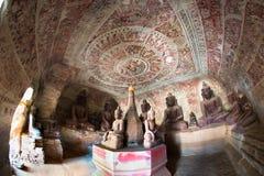 Pho segerTaung grottor Royaltyfri Bild