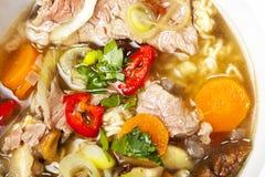 Pho soup Stock Photo