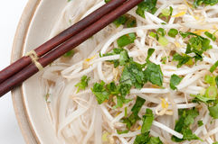 Pho soup, Royalty Free Stock Photo