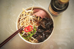 Pho - soupe vietnamienne Images stock