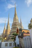 Pho thailand†‹Wat Στοκ φωτογραφία με δικαίωμα ελεύθερης χρήσης