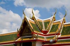 Pho van Wat van het dak, Bangkok Royalty-vrije Stock Afbeelding